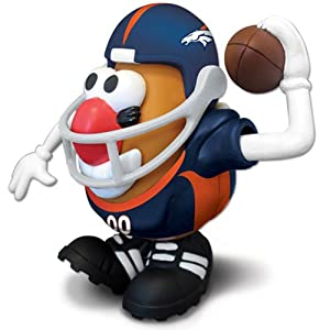 NFL Denver Broncos Mr. Potato Head