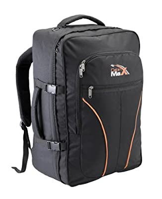 Cabin Max Tallin - Flight Approved Backpack for EasyJet & BA hand luggage from Cabin Max