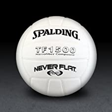 NFHS TF-1500 / NeverFlat Volleyball - White