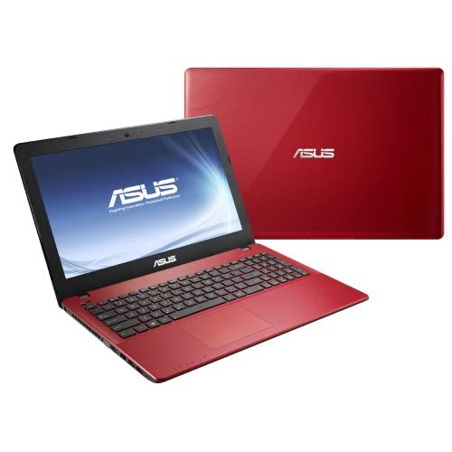 ASUS K550CAシリーズ NB / red ( WIN8 64bit / 15.6inch / i3-3217U / 4G / 500GB ) K550CA-RED