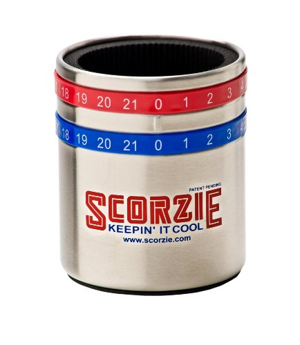 Scorzie - The Only Koozie That Keeps Score front-596367