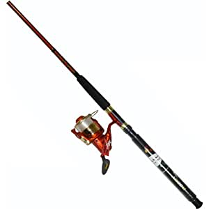 master fishing tackle rlg30 rhg60 medium lite