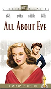 All About Eve [VHS]