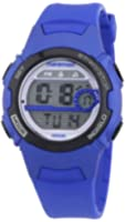 Timex Marathon Women's Digital Watch with LCD Dial Digital Display and  Resin Strap T5K7714E