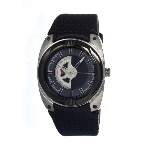 Dfactory Dfi021ybb White Label Mens Watch
