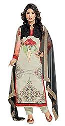 Mahaveer Fashion Women's Dress Material (9781_25_81008_White_Free Size)