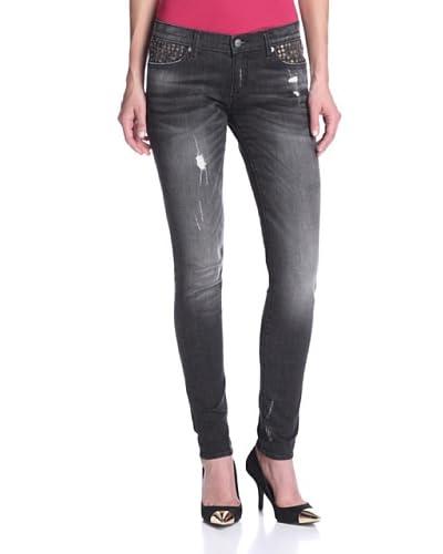 Driftwood Women's Nailhead Skinny Jean