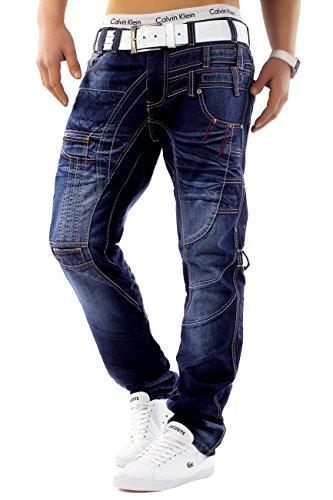 Herren Jeans Nitrotex ID1246 Slim Fit (Gerades Bein), Größe Jeans / Hosen NEU:W32