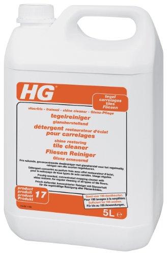 HG 5L Shine Restoring Tile Cleaner