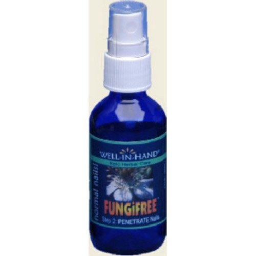 Well In Hand Fungifree Step 2 Penetrate - Spray 2 Oz
