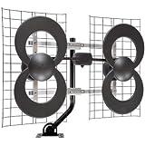 Antenna's Direct C4-CJM 20-Inch ClearStream 4 Extreme Range UHF Outdoor Antenna Mount