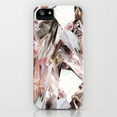 Society6/ソサエティシックス iphone5 Case Arnsdorf_SS11 Crystal_Pattern