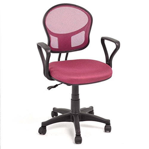 Furniturer Home Mesh Chair Office Computer Desk Chair In