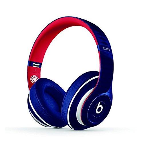 Beats By Dr.Dre Bt Ov Studio V2 Samurai Headphones (Blue-Red)