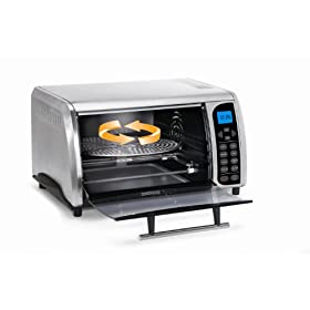 Toastess TTO652 Toaster/Convection Oven, Stainless Steel