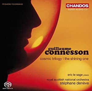 Connesson Orchestral Works Cosmic Trilogy Letre De Lumiere from Chandos