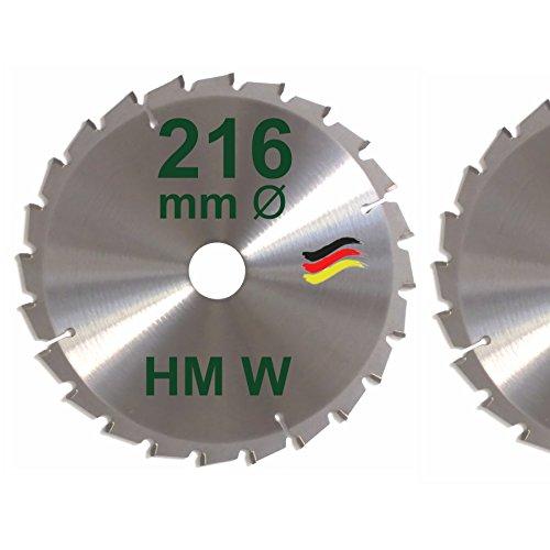 HM-Sgeblatt-216-x-30-mm-Zhne-24-W-negativ-Kreissgeblatt-Hartmetall-216mm-Ersatzsgeblatt-fr-Elu-Dewalt-Festo-Festool-Hitachi-Holz-Her-Scheppach-Rexon-Handkreissge-Kreissge