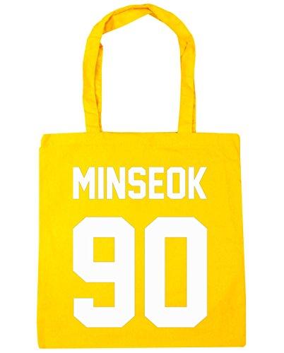 hippowarehouse-minseok-90-tote-shopping-gym-beach-bag-42cm-x38cm-10-litres