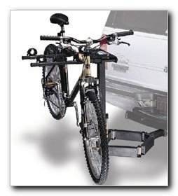 Bmw E87 1 Series Coupe 2007 On 2 DoubleRear Bicycle Bike Car Cycle Carrier Rack