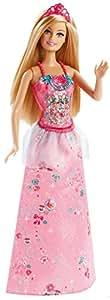 Barbie Fairytale Magic Princess Barbie Doll, Pink