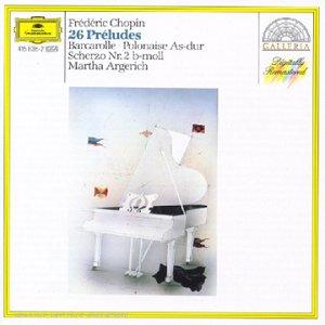 Chopin : 26 Préludes