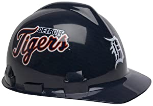 Detroit Tigers Hard Hat by Wincraft by WinCraft