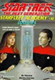 Loyalties (Star Trek: The Next Generation - Starfleet Academy, No. 10) (0671552805) by Barnes-Svarney, Patricia