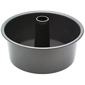Example of a tube cake pan