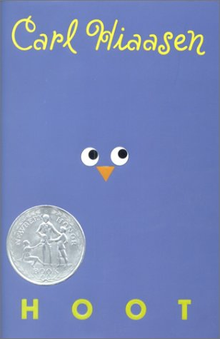 Hoot (Newbery Honor Book), Carl Hiaasen