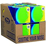 Kleenex 8825 Balsam Facial Tissue, 3-Ply, 56 Sheets per Box, White (Pack of 12)