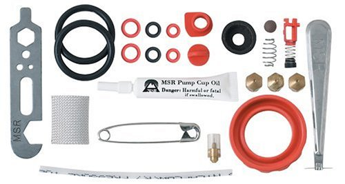 MSR WhisperLite and Whisper Lite Int. Expedition Stove Service Kit