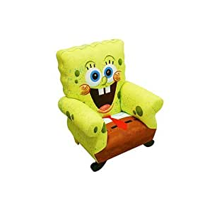 Nickelodeon Icon Chair, SpongeBob Squarepants (Discontinued by Manufacturer)