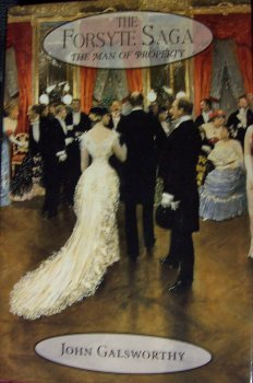 Image for Forsyte Saga The: The Man of Property