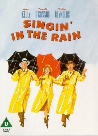 Singin' In The Rain [DVD]