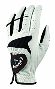 Callaway Golf XTT Xtreme 2 Pack Glove (Left Hand, Large)