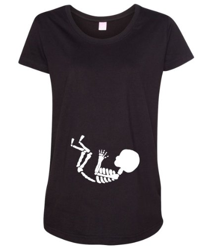 Baby Skeleton Women's Maternity T-Shirt