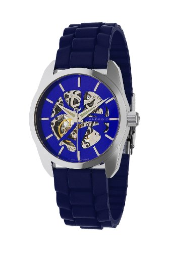 Android Watch - AD572ABU - Impetus Skeleton Automatic Blue
