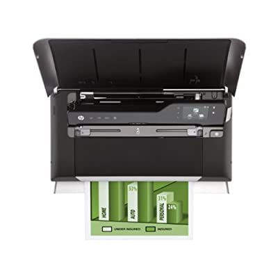 HP Officejet 150 Mobile CN550A All-In-One Color Inkjet Printer
