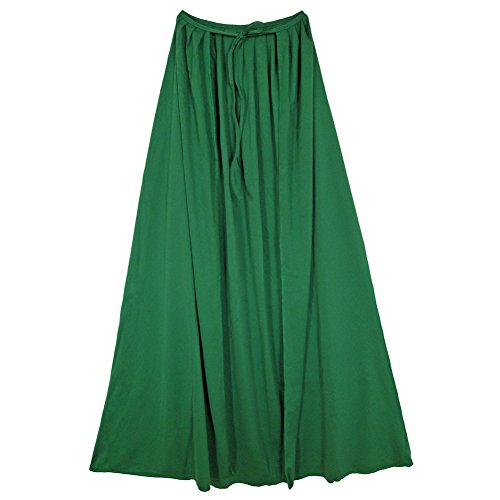 "SeasonsTrading 39"" Green Cape ~ Halloween Costume Accessory"