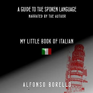 My Little Book of Italian Audiobook
