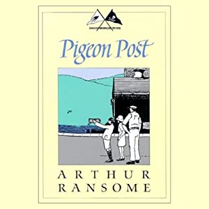 Pigeon Post Audiobook