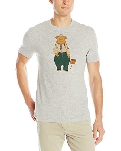 Original Penguin Men's Ranger Bear T-Shirt