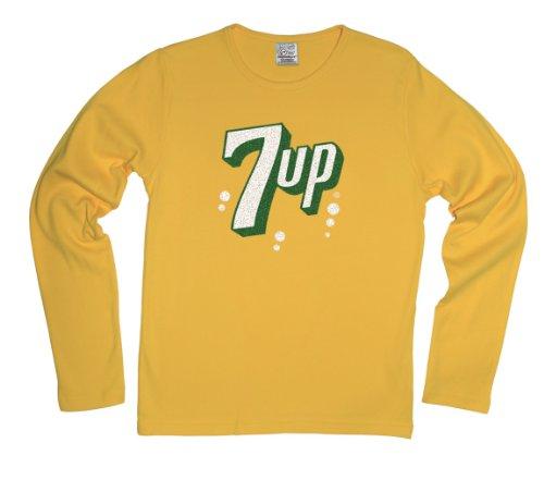 langarm-t-shirt-7up-glitter-rundhals-t-shirt-von-logoshirt-gelb-originaldesign-grosse-xl