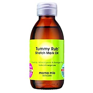 Mama Mio Tummy Rub Stretch Mark Oil, 4.1 fl. oz.