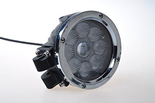 Suparee 45W 9-80V Dc High Intensity Cree Leds Work Lamp Waterproof Working Light Lamp Spot Beam Truck Suv Car Led Light