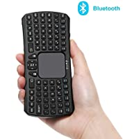Jelly Comb JC0176B Mini Wireless Bluetooth Keyboard with Mouse Touchpad