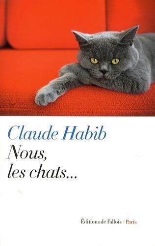 Nous, les chats... : conte