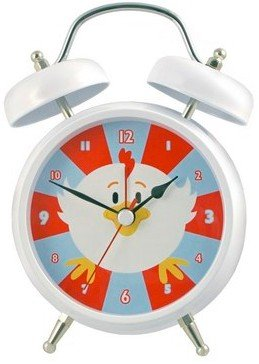 Rooster Animal Sound Alarm Clock
