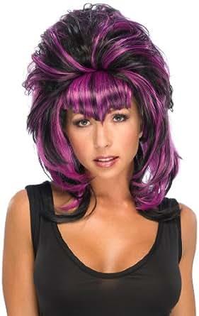 Wig, Cruelzella Purple
