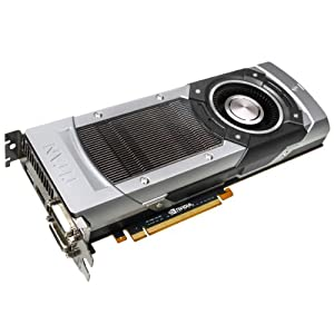 EVGA EVGA GeForce GTX TITAN SuperClocked 6GB GDDR5 384bit, Dual-Link DVI-I, DVI-D, HDMI,DP, SLI Ready Graphics Card Graphics Cards 06G-P4-2791-KR from EVGA